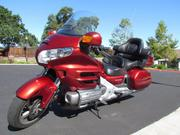 2008 - Honda Goldwing GL1800 Navi ABS