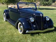 1936 Ford 350 Ford Other Deluxe Cabriolet Convertible