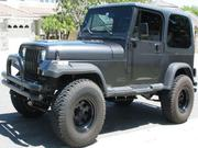 Jeep 1989 Jeep Wrangler 2 door hard top LOADED with extras!!